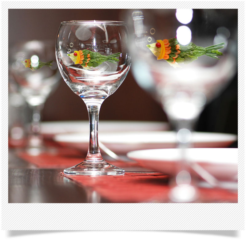 """Schafeld & Lampe – Fischrestaurant """"Fischhaus"""" Bottrop"""